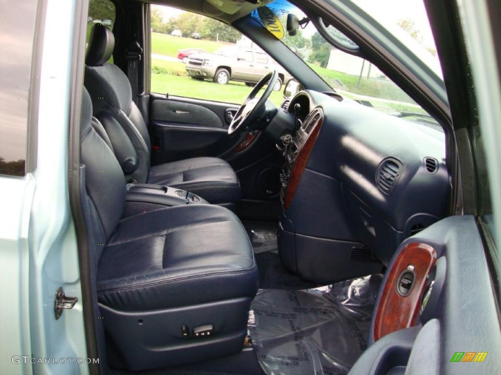 2001 chrysler town country limited interior photo 38491691
