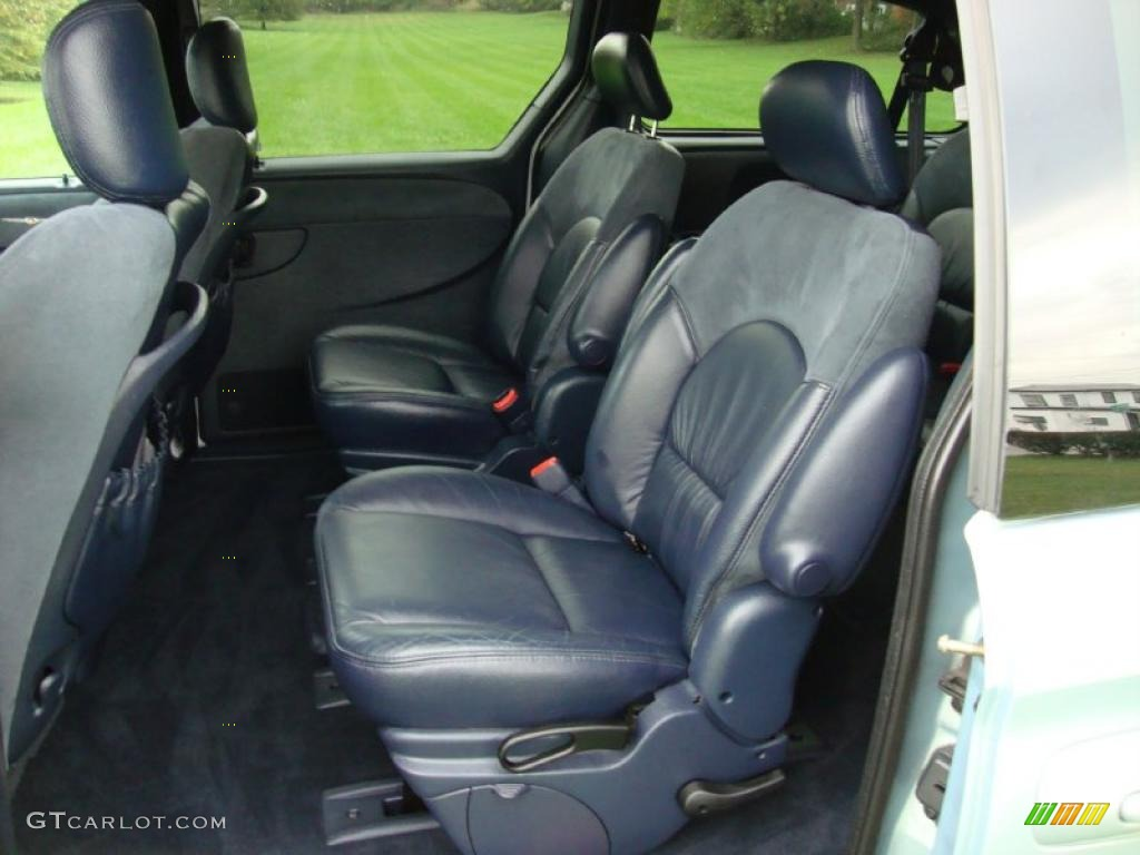 2001 Chrysler Town Country Limited Interior Color Photos