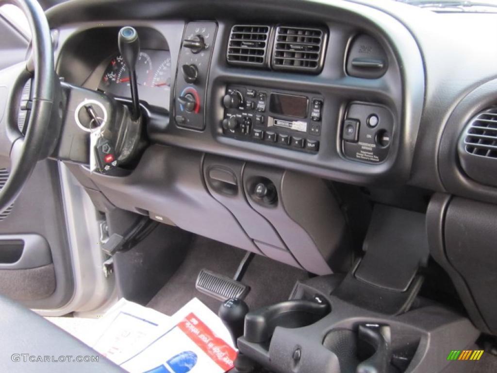 1998 Radiant Silver Metallic Dodge Ram 1500 Laramie Slt Extended Cab 4x4 38475101 Photo 21