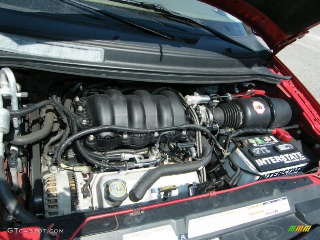 1999 Ford Windstar SE Engine Photos