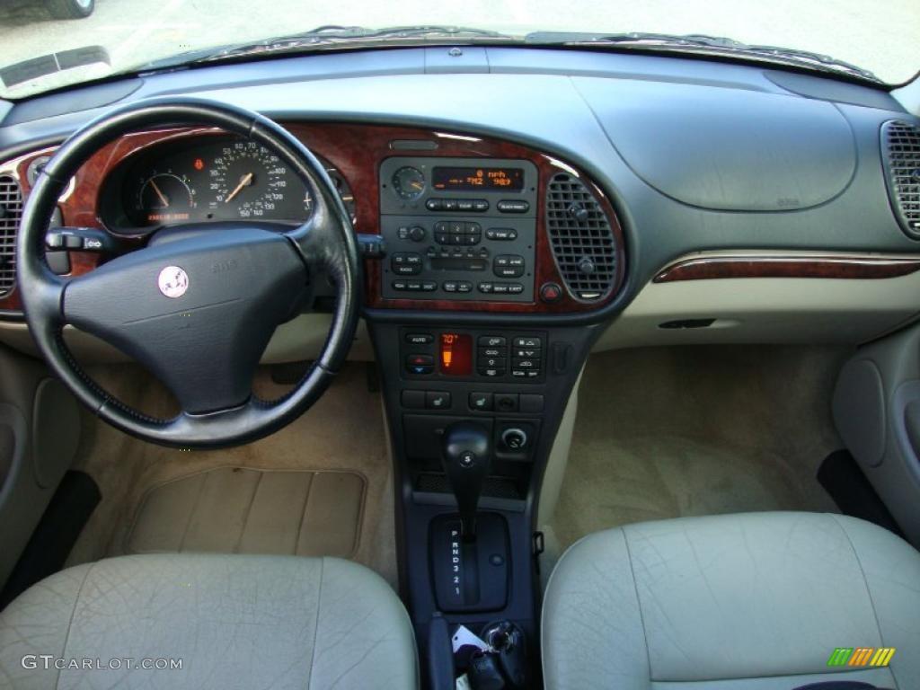 Saab 1997 saab 900 : 1997 Saab 900 SE Turbo Sedan Beige Dashboard Photo #38496779 ...