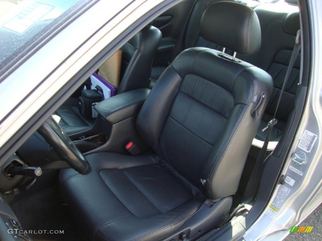 2000 Honda Accord EX-L Coupe interior Photo #38499687 ...