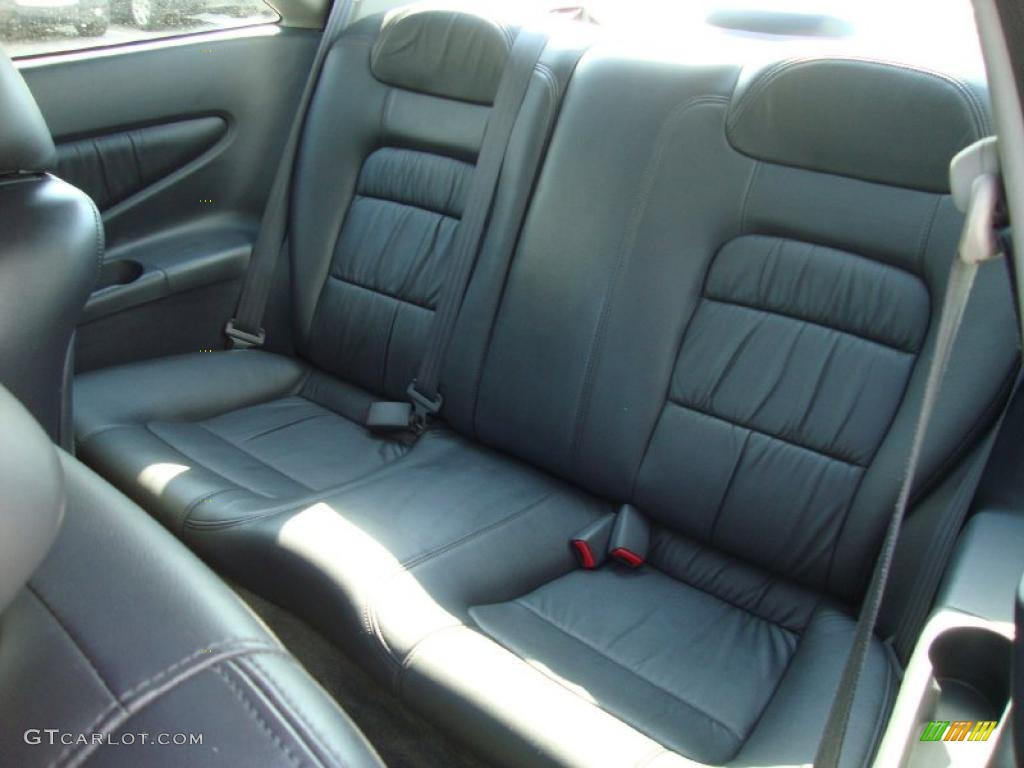 2000 Honda Accord Ex L Coupe Interior Photo 38500011
