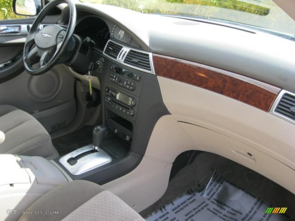2004 Chrysler Pacifica Interior Car Interior Design