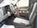 Dark Titanium Interior Photo for 2008 Chevrolet Silverado 1500 #38509843