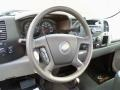 Dark Titanium Steering Wheel Photo for 2008 Chevrolet Silverado 1500 #38509875