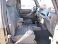 Black Interior Photo for 2011 Jeep Wrangler #38515343