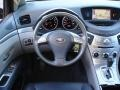 Slate Gray Steering Wheel Photo for 2008 Subaru Tribeca #38515483
