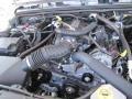 2011 Bright Silver Metallic Jeep Wrangler Sport 4x4  photo #10