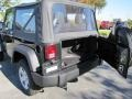 2011 Natural Green Pearl Jeep Wrangler Sport 4x4  photo #8