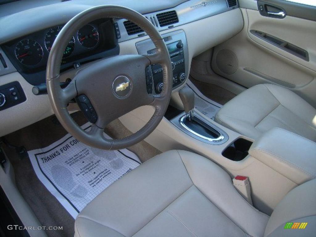 Neutral beige interior 2008 chevrolet impala ltz photo 38518739 for Chevrolet impala 2015 interior