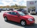 2007 Victory Red Chevrolet Cobalt LT Coupe  photo #1