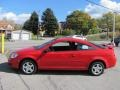 2007 Victory Red Chevrolet Cobalt LT Coupe  photo #5