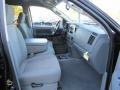 Medium Slate Gray Interior Photo for 2007 Dodge Ram 3500 #38520699