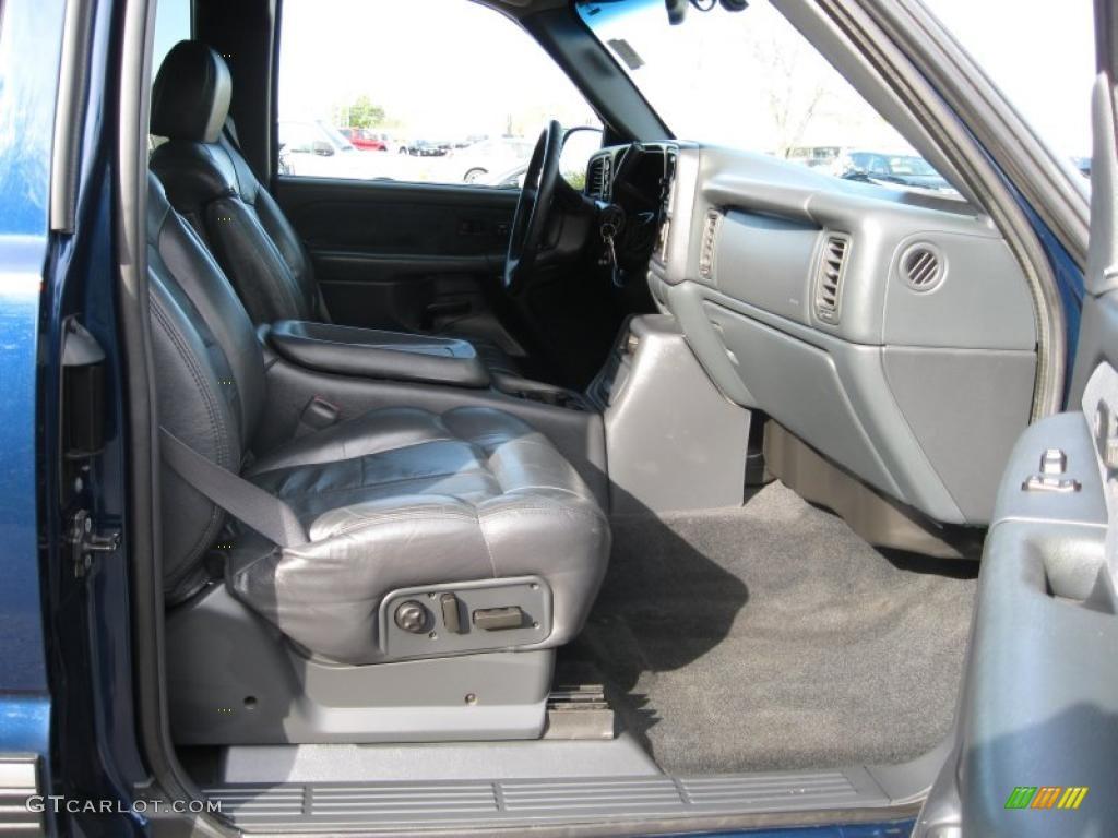 2000 Chevrolet Silverado 1500 Z71 Extended Cab 4x4 Interior Photo 38528927
