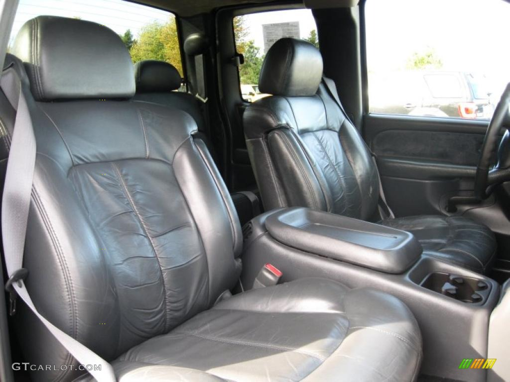 2000 Chevrolet Silverado 1500 Z71 Extended Cab 4x4 Interior Photo 38528983