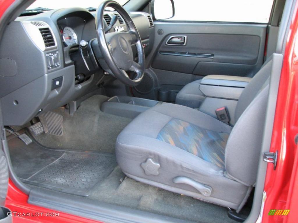 2005 chevrolet colorado xtreme crew cab interior color. Black Bedroom Furniture Sets. Home Design Ideas