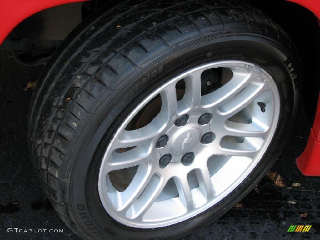 2005 Chevrolet Colorado Xtreme Crew Cab Wheel Photo 38533767