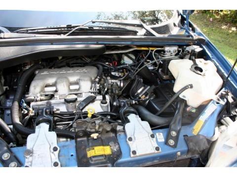 More 1999 Oldsmobile Silhouette GLS Engine Photos