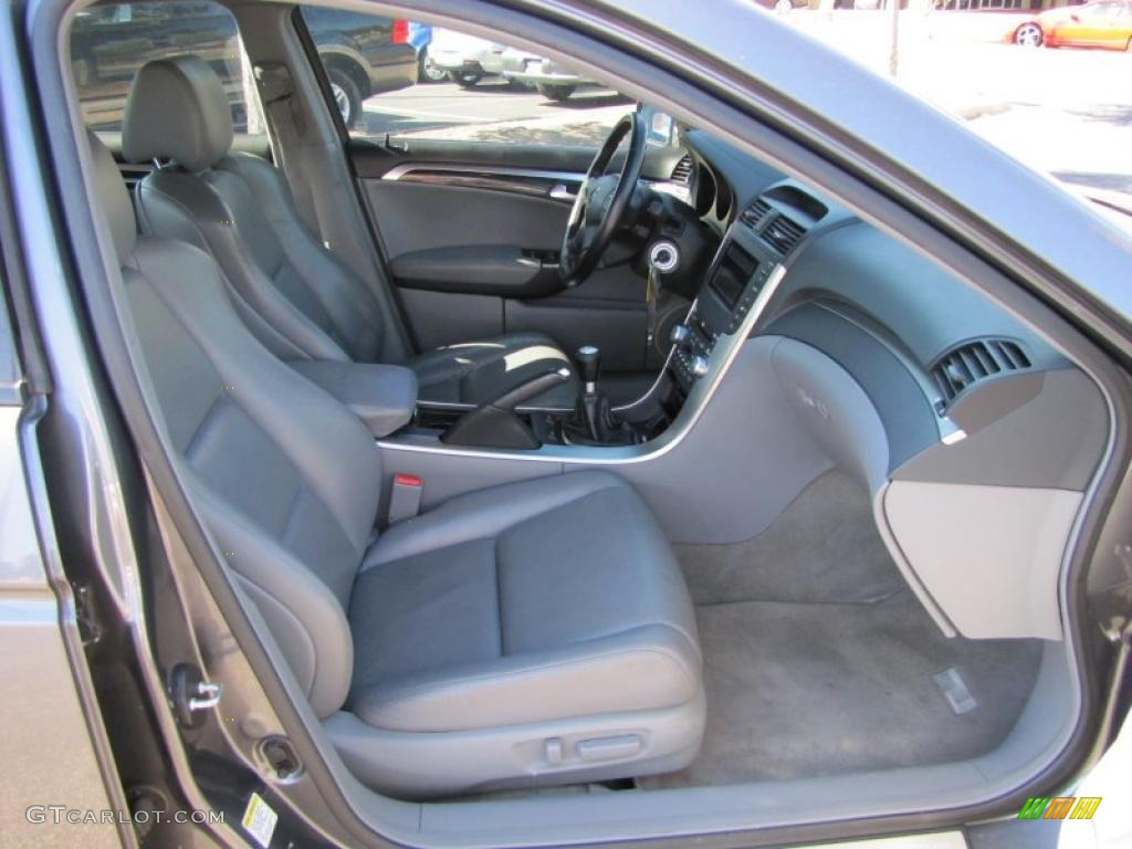 Quartz Interior 2004 Acura TL 3.2 Photo #38540759