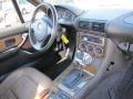 2000 BMW Z3 Impala Brown Interior Dashboard Photo