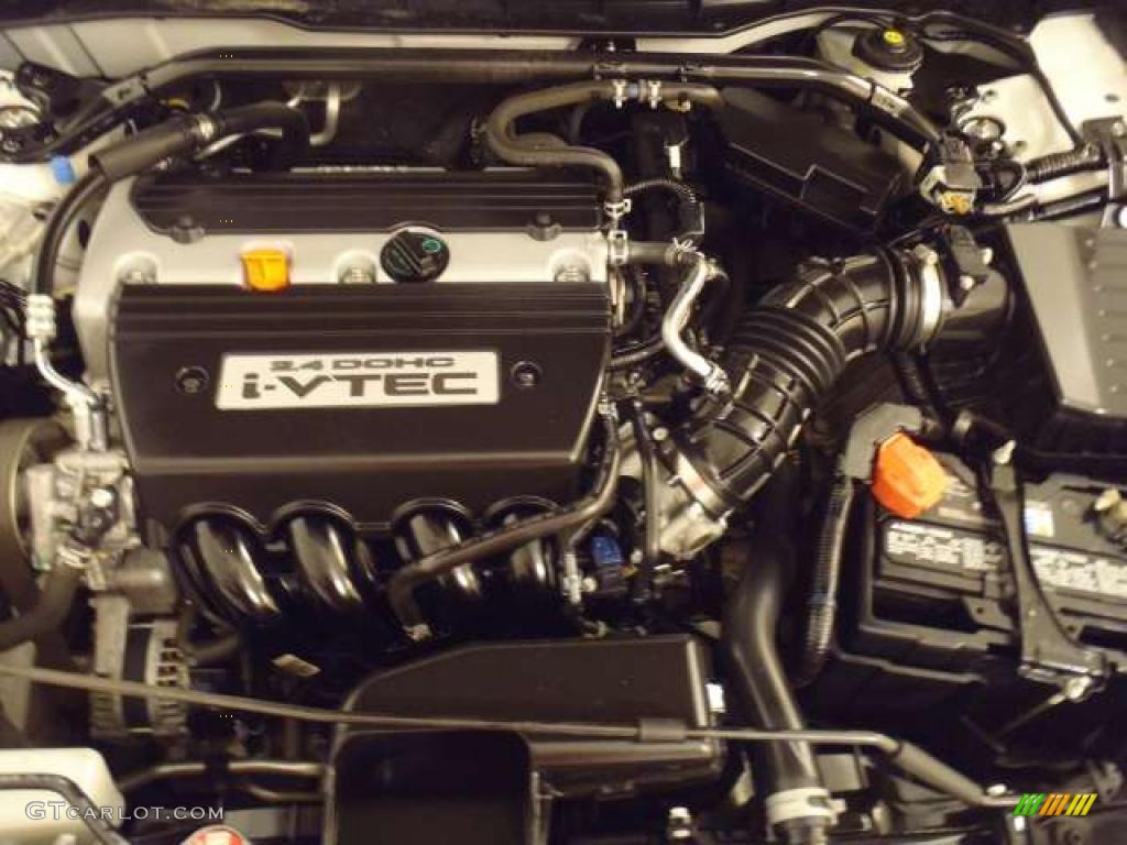 2008 honda accord lx s coupe 2 4 liter dohc 16 valve i vtec 4 cylinder engine photo 38550941. Black Bedroom Furniture Sets. Home Design Ideas
