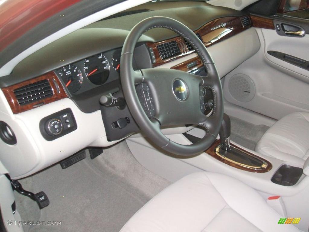 Gray Interior 2011 Chevrolet Impala Lt Photo 38551137