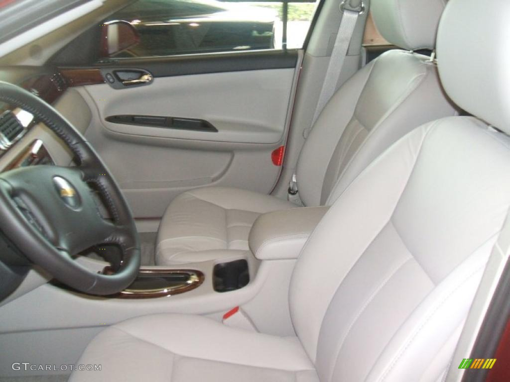 Gray Interior 2011 Chevrolet Impala Lt Photo 38551153