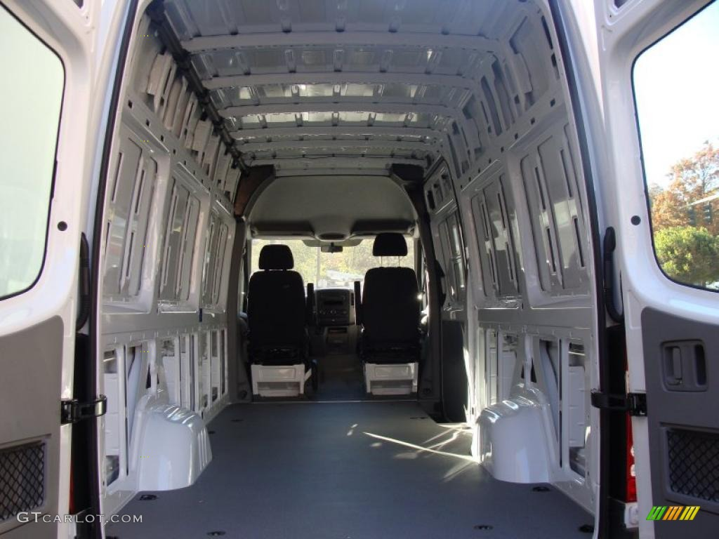 2010 Mercedes Benz Sprinter 2500 High Roof Cargo Van Interior Photo 38552073