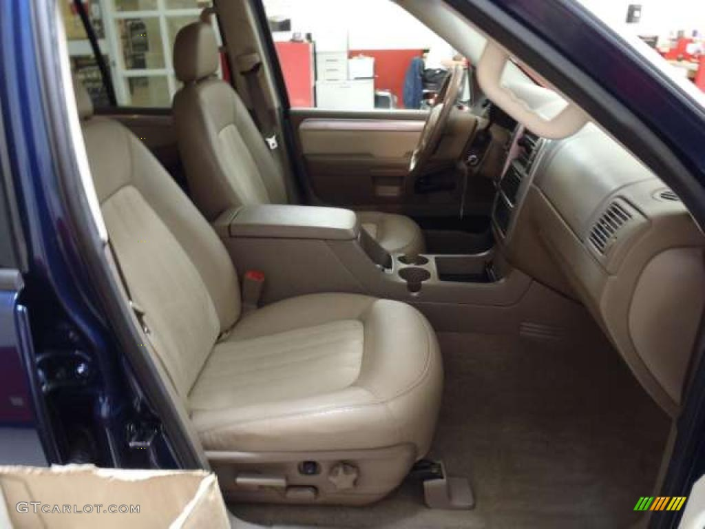 2004 Mercury Mountaineer Awd Interior Photo 38552437