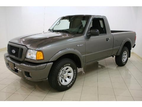 2004 ford ranger edge regular cab data info and specs. Black Bedroom Furniture Sets. Home Design Ideas