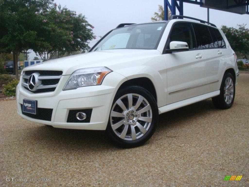 Arctic white 2010 mercedes benz glk 350 exterior photo for 2010 mercedes benz glk