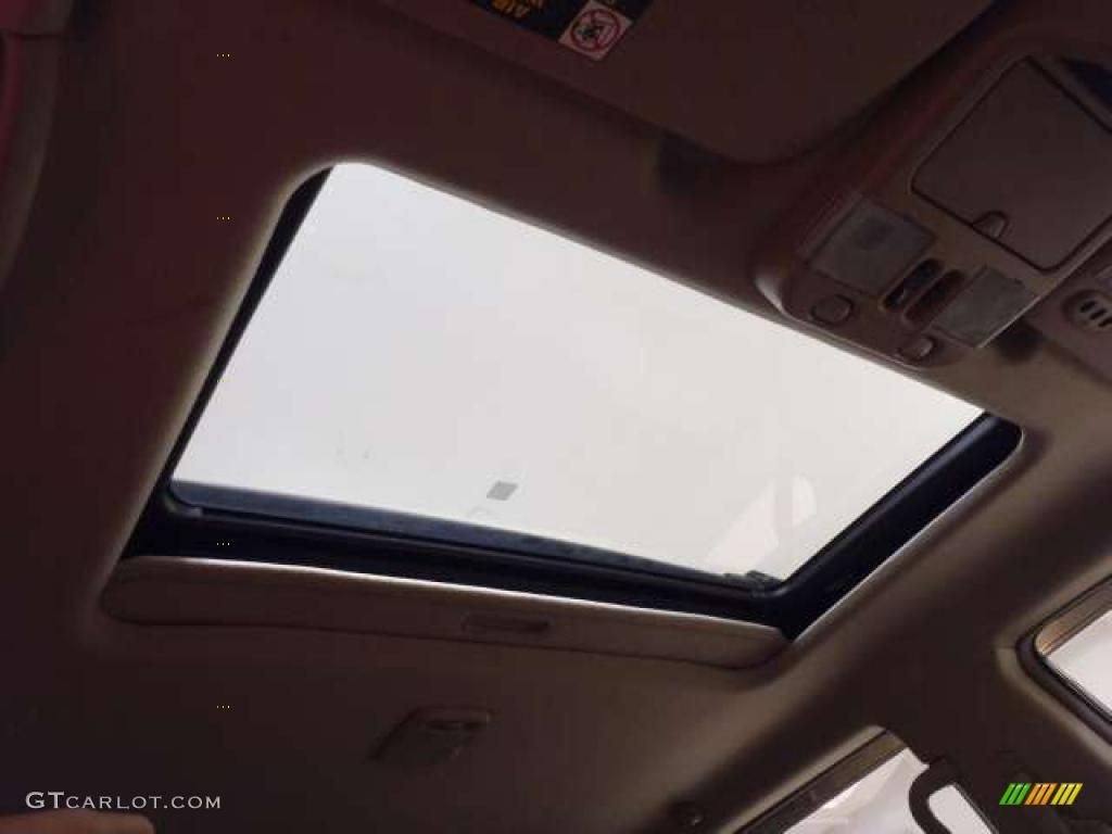2003 Nissan Pathfinder Le Sunroof Photo 38553785