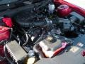 2011 Red Candy Metallic Ford Mustang V6 Mustang Club of America Edition Coupe  photo #12