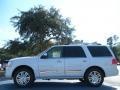 White Platinum Tri-Coat - Navigator 4x2 Photo No. 2