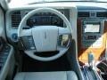 Dashboard of 2011 Navigator 4x2