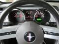 2007 Tungsten Grey Metallic Ford Mustang GT Premium Convertible  photo #21