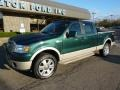 Forest Green Metallic - F150 King Ranch SuperCrew 4x4 Photo No. 8