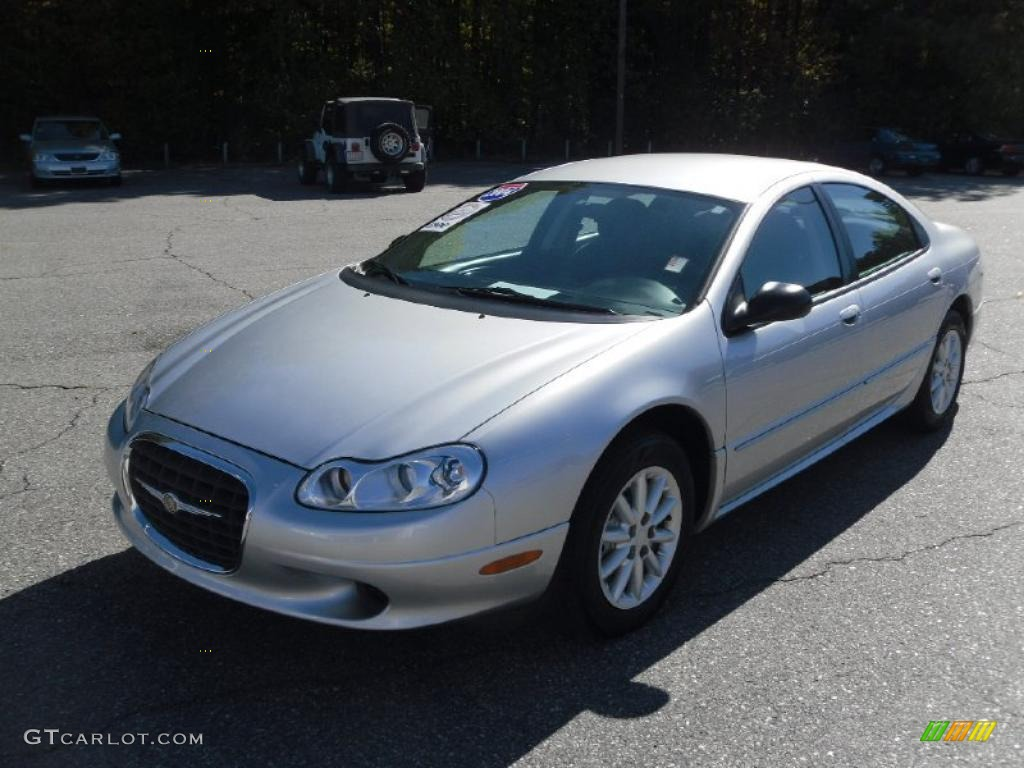 bright silver metallic 2004 chrysler concorde lx exterior photo. Cars Review. Best American Auto & Cars Review