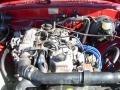 2.4 Liter SOHC 8-Valve 22R 4 Cylinder 1986 Toyota 4Runner 4x4 Engine