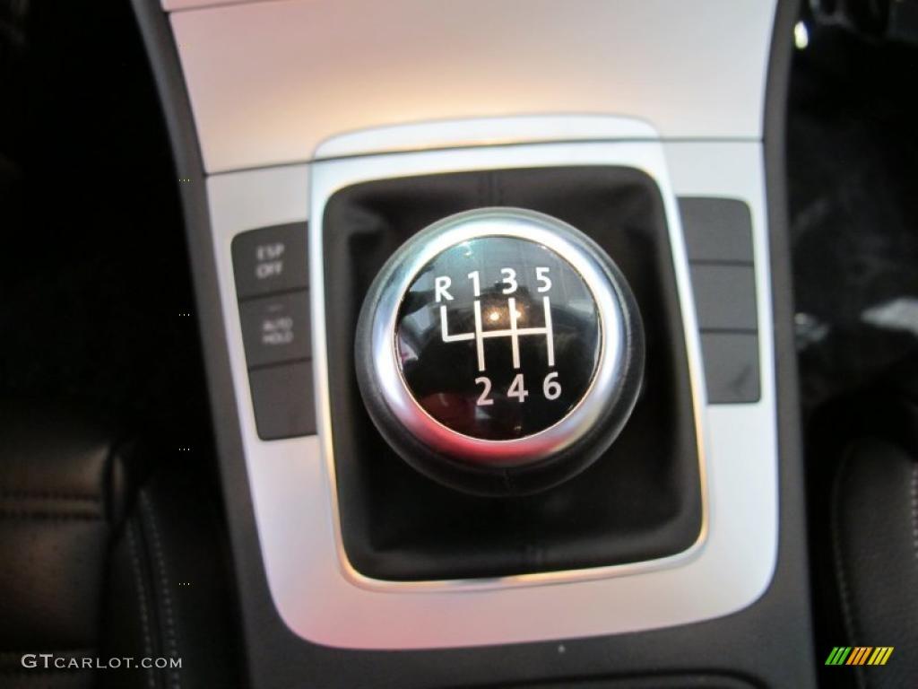 2010 Volkswagen CC Sport 6 Speed Manual Transmission Photo ...
