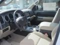 Sand Beige Prime Interior Photo for 2011 Toyota Tundra #38572044