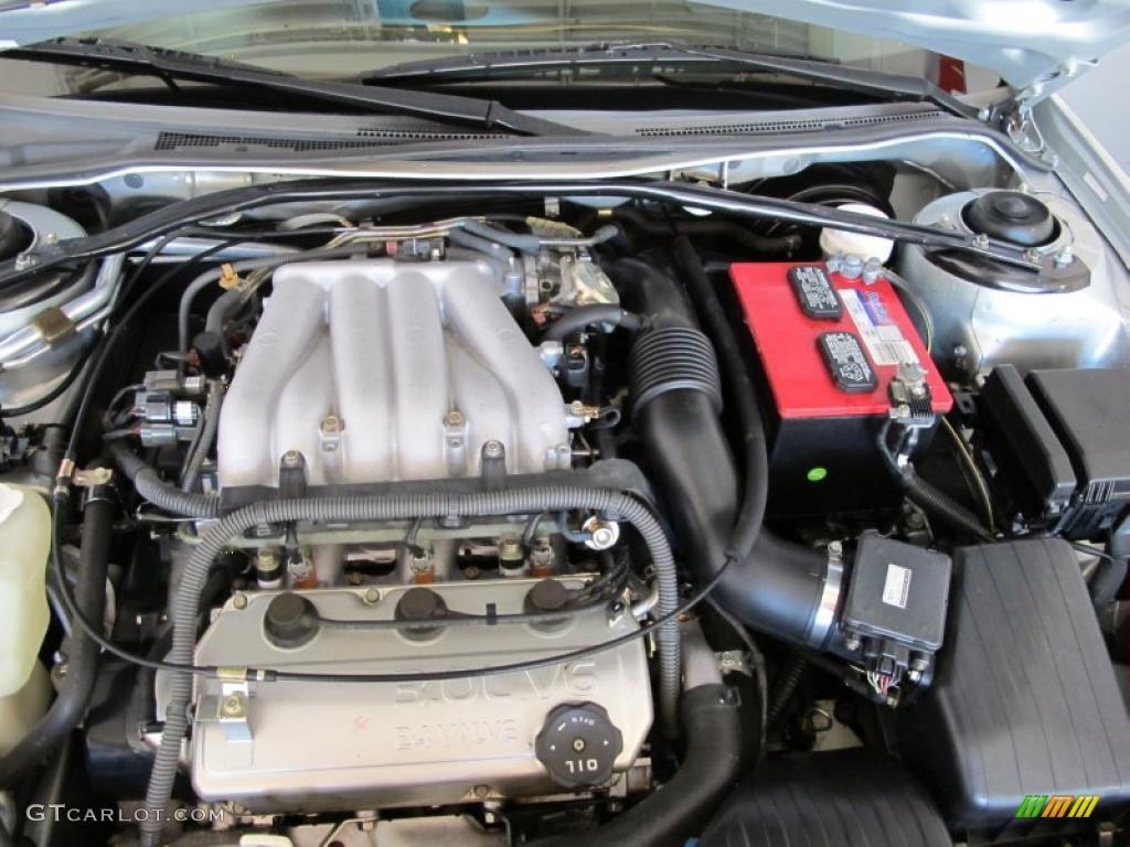 2003 Chrysler Sebring Lxi Coupe 3 0 Liter Sohc 24