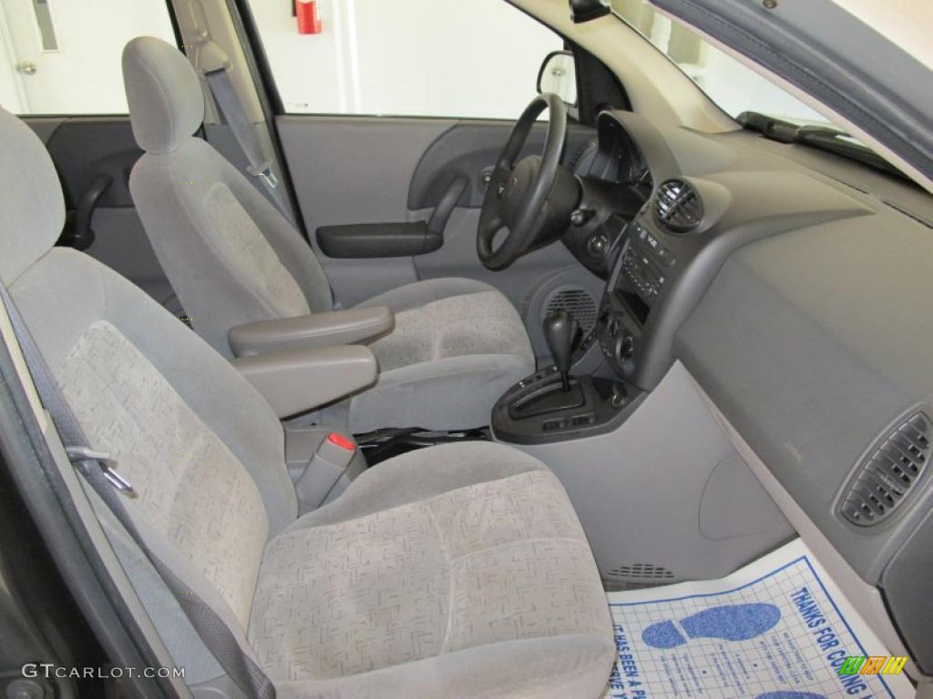 gray interior 2003 saturn vue v6 photo 38573060. Black Bedroom Furniture Sets. Home Design Ideas