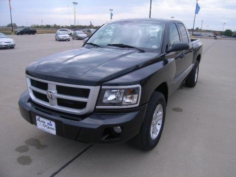 2010 Dodge Dakota Big Horn Crew Cab Data, Info and Specs