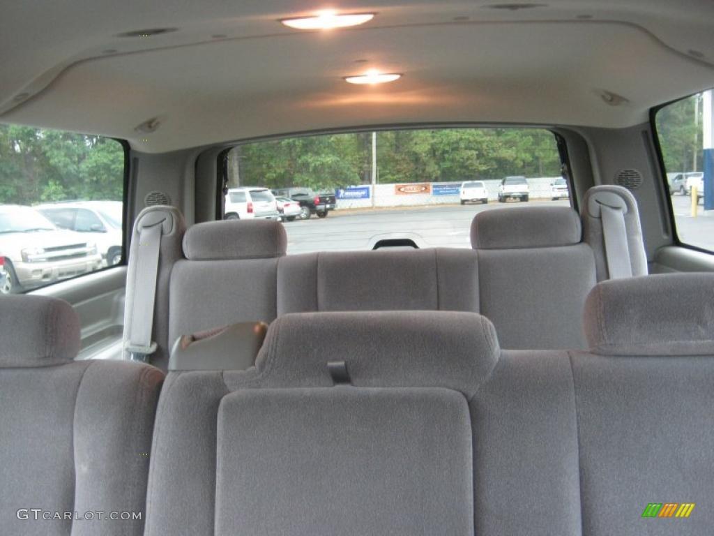2005 Chevrolet Suburba...2005 Chevy Suburban Interior Colors