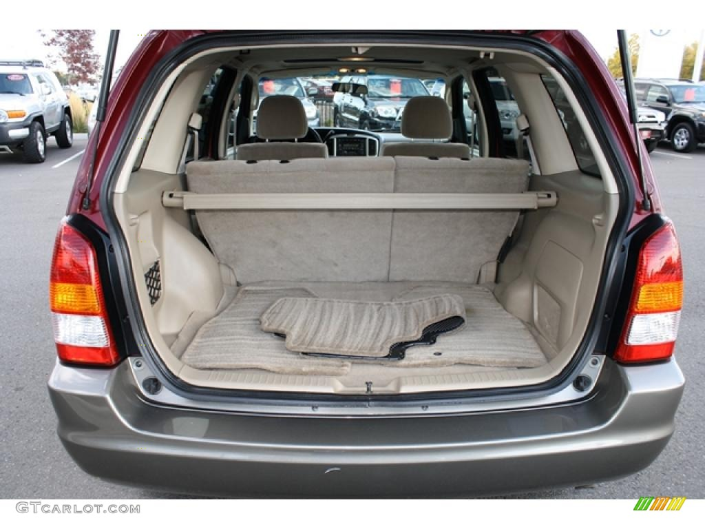 2004 mazda tribute lx v6 4wd trunk photo 38578732. Black Bedroom Furniture Sets. Home Design Ideas