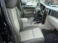 Dark Slate Gray/Light Graystone Interior Photo for 2008 Jeep Grand Cherokee #38579804