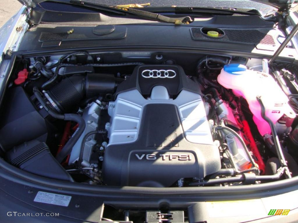2011 audi a6 3 0t quattro sedan 3 0 liter fsi supercharged dohc 24 valve vvt v6 engine photo. Black Bedroom Furniture Sets. Home Design Ideas