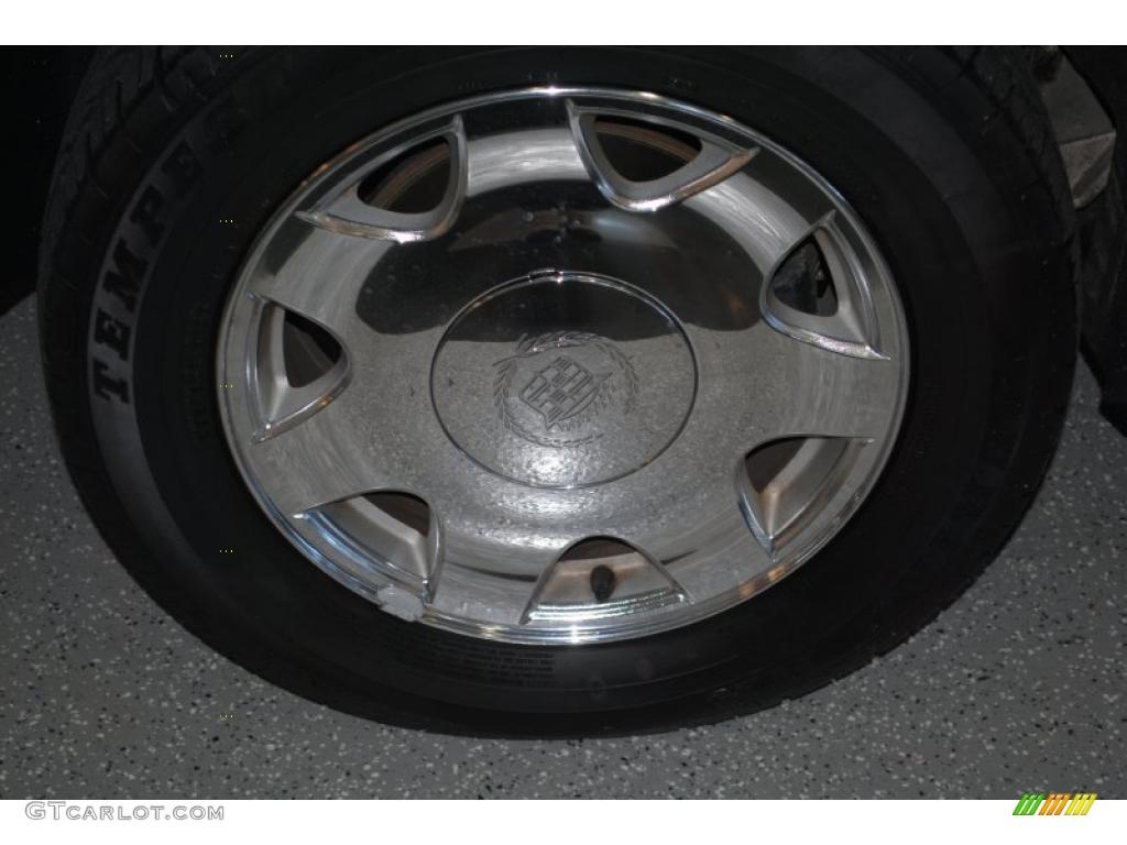 1999 Cadillac Seville Sls Wheel Photo 38583868 Gtcarlot Com